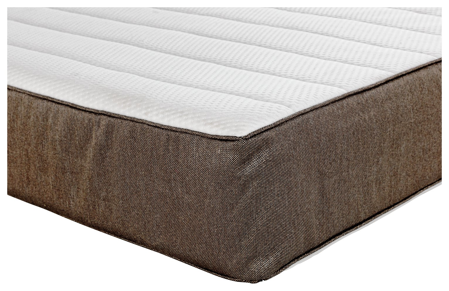 Argos Home Open Coil Double Mattress
