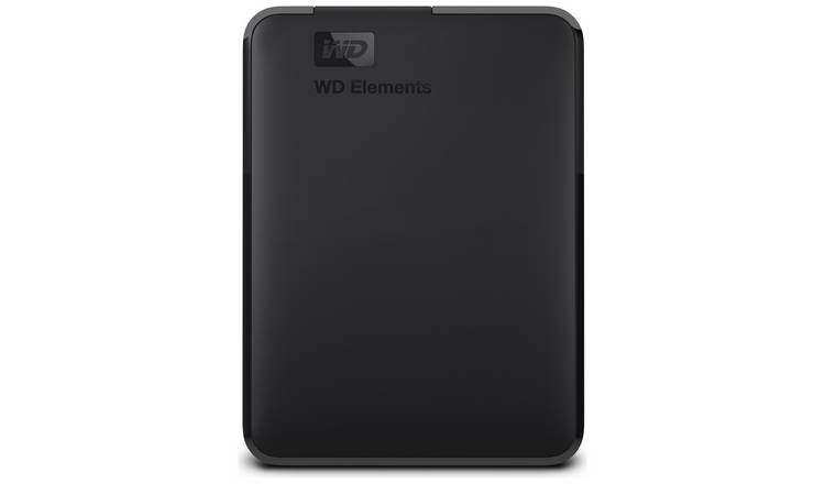 WD Elements 4TB Portable Hard Drive