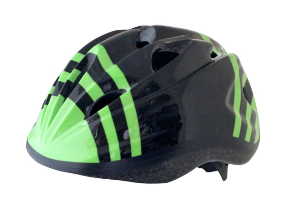 Challenge Kid's Bike Helmet - Green