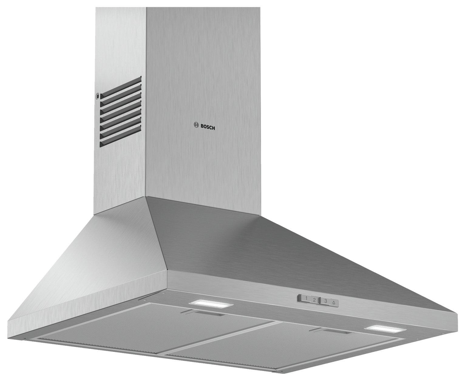 Bosch DWP64BC50B 60cm Cooker Hood review