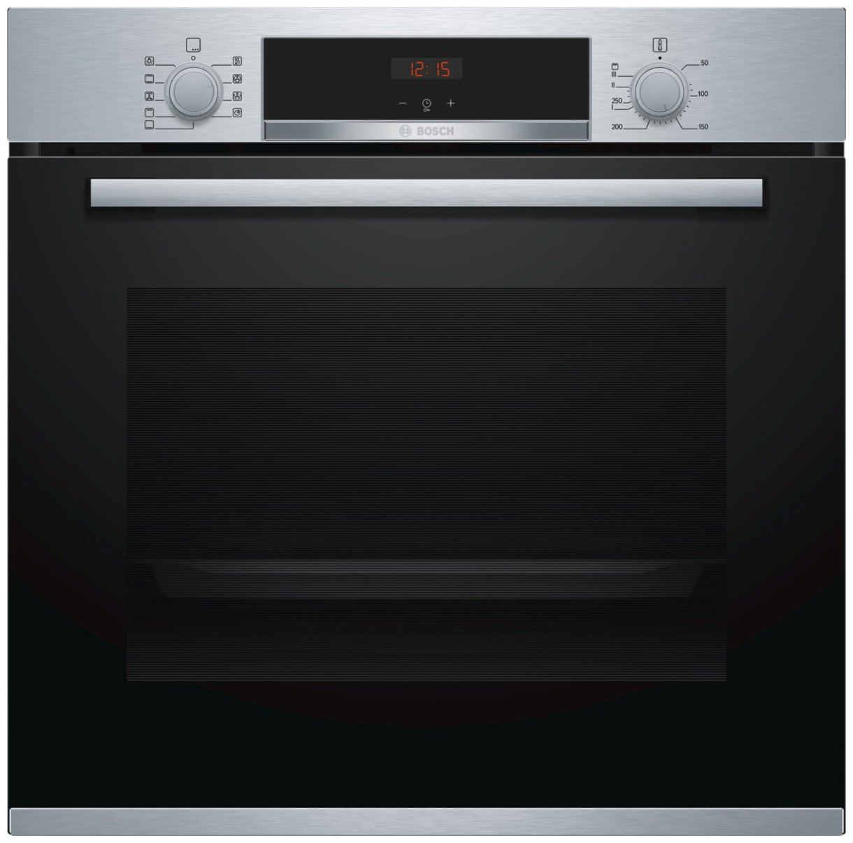 Bosch HBS534BS0B Built In Single Electric Oven - S/ Steel Best Price, Cheapest Prices