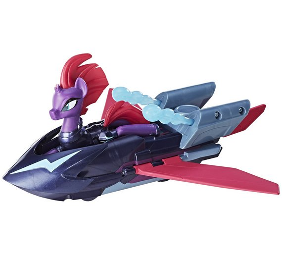 Buy My Little Pony The Movie Tempest Shadow Sky Skiff Toy Cars