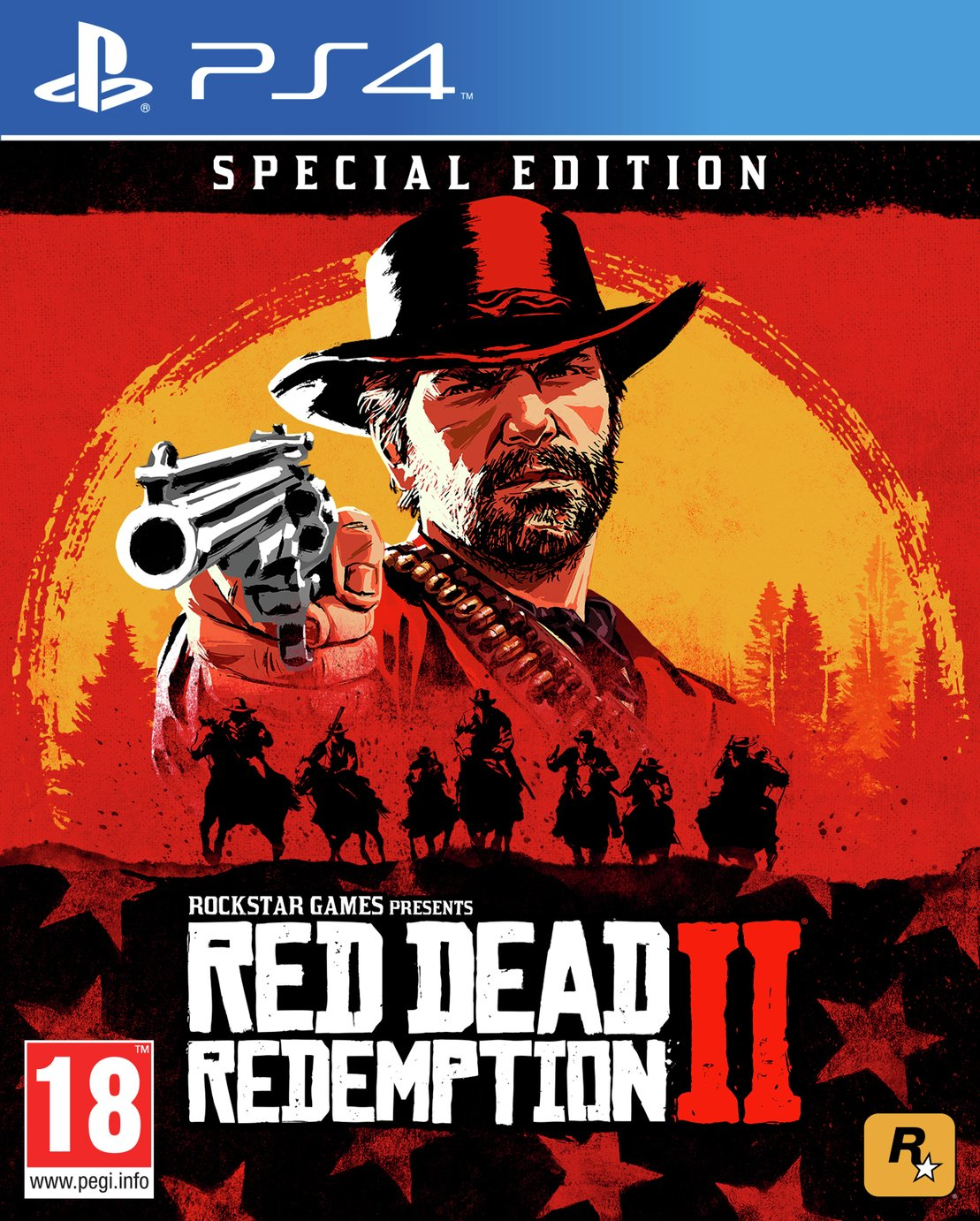 Red Dead Redemption 2 Special Edition PS4 Pre- Order Game