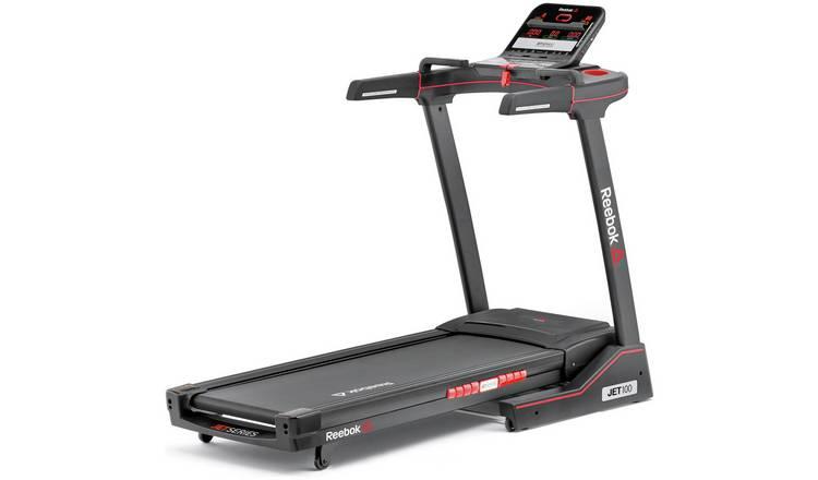 profesional bien baratas venta de bajo precio Buy Reebok Jet 100 Treadmill | Treadmills | Argos
