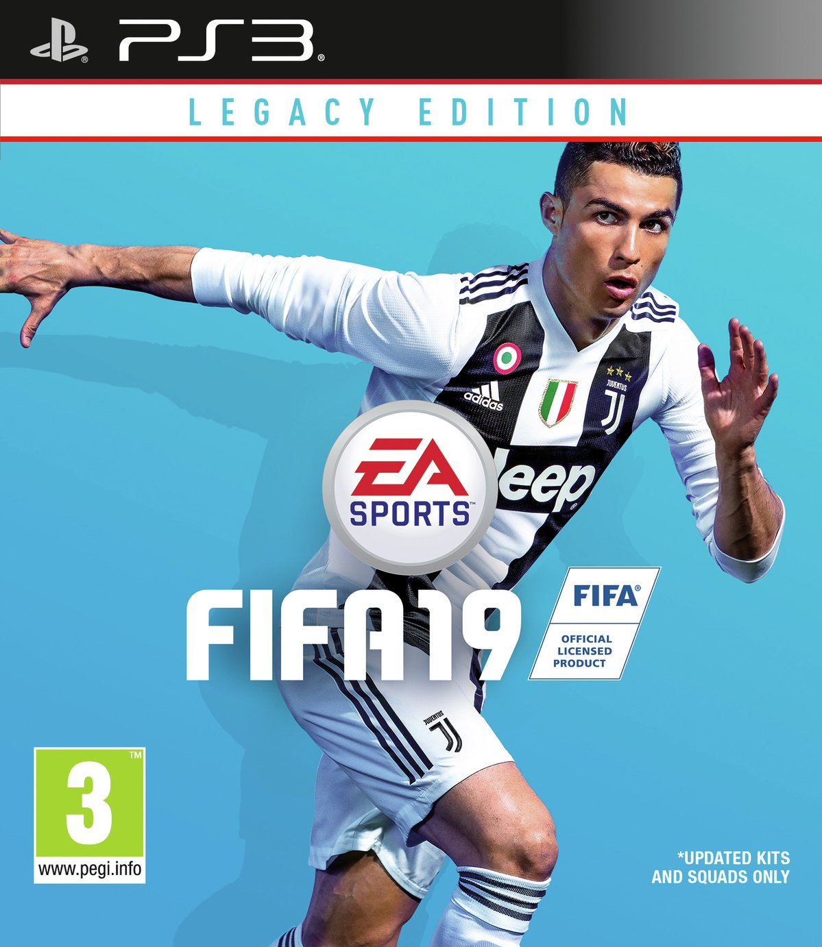 Image of FIFA 2019 Legacy Edition PS3 Pre-Order Game