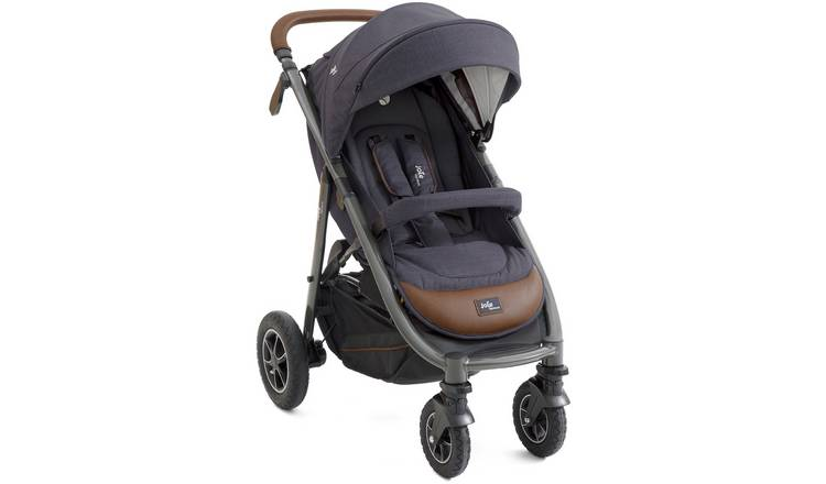 Buy Joie Mytrax Flex Signature Pushchair Granit Bleu Prams And Pushchairs Argos