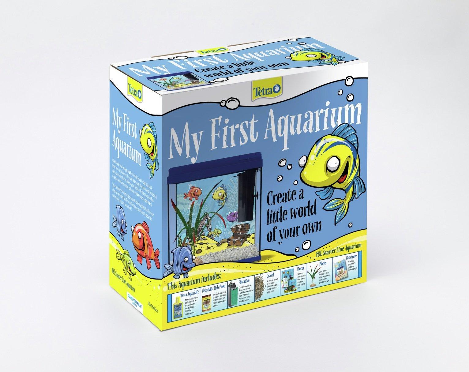 Tetra My First Aquarium review