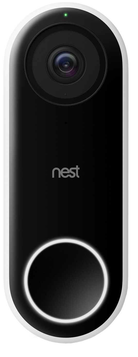 Nest Hello Review Google S Smart Facial Recognition Video Doorbell Technology The Guardian