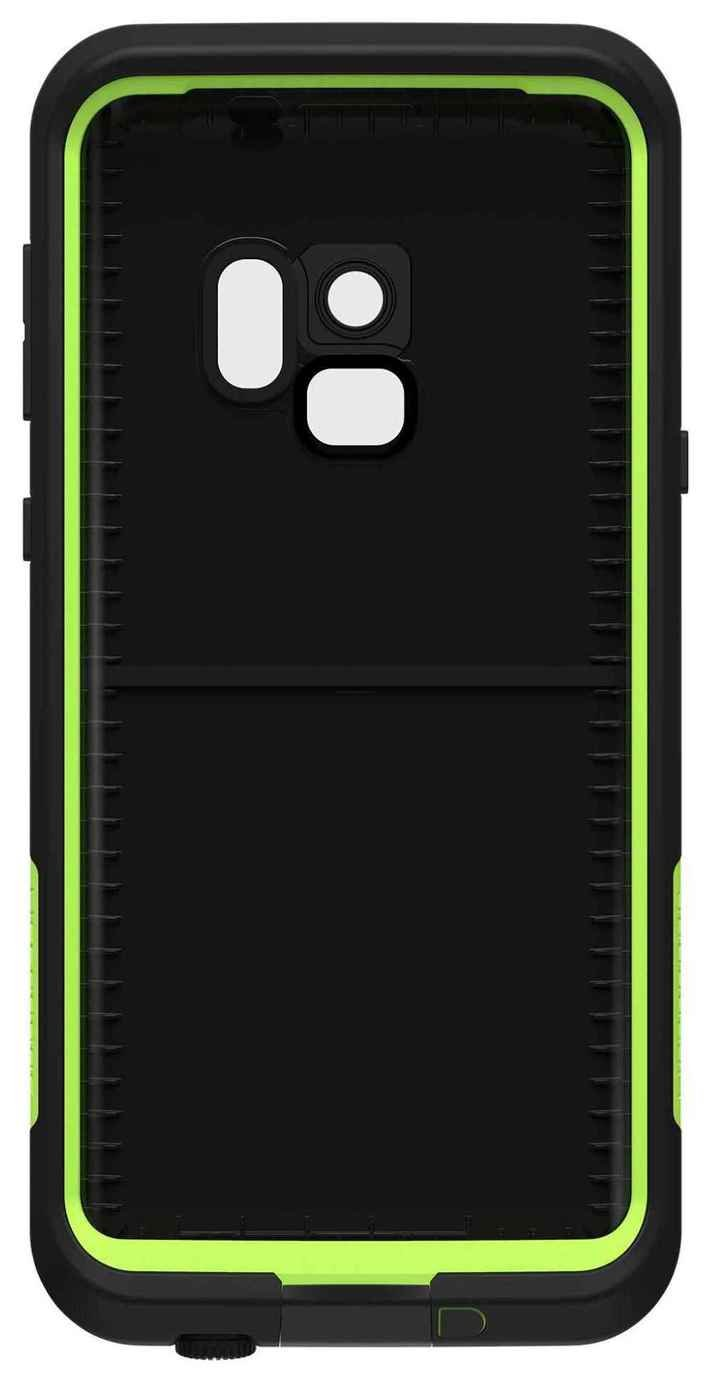 classic fit 83963 fe25c OtterBox LifeProof Samsung S9 Phone Case - Black (8265627) | Argos ...