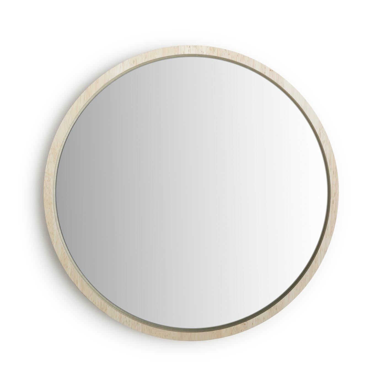 Argos Home Urban Escape Wall Mirror - Oak Effect