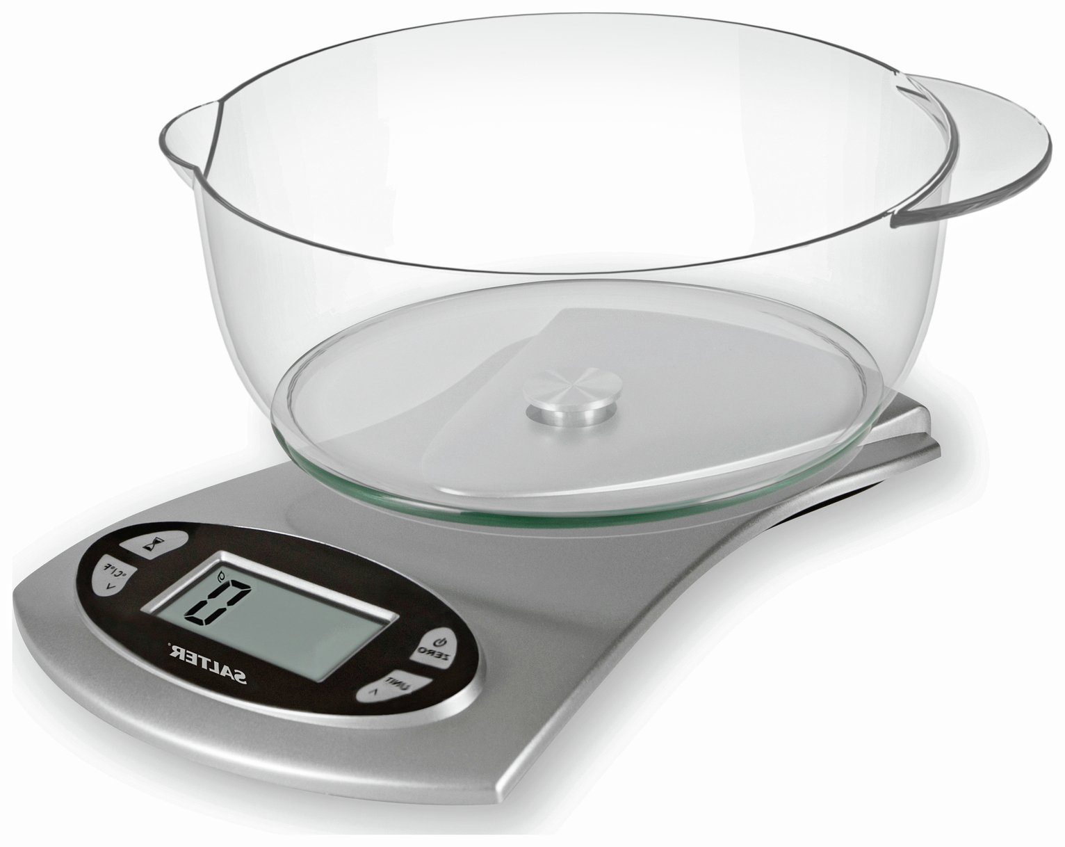 Salter Electronic Bowl Scale