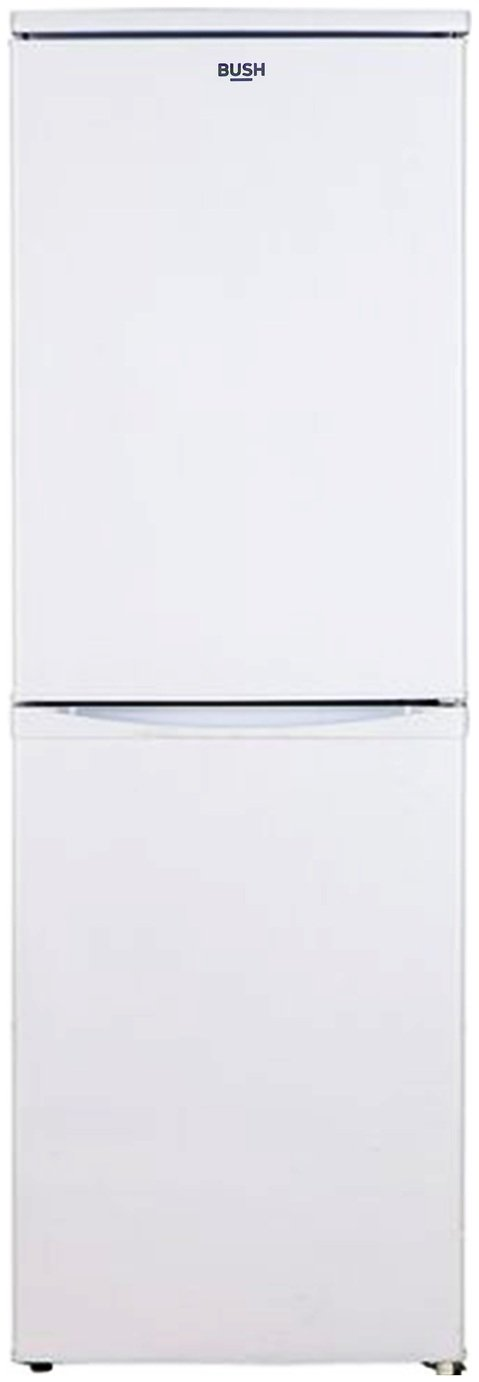 Bush M50152FFW Fridge Freezer - White
