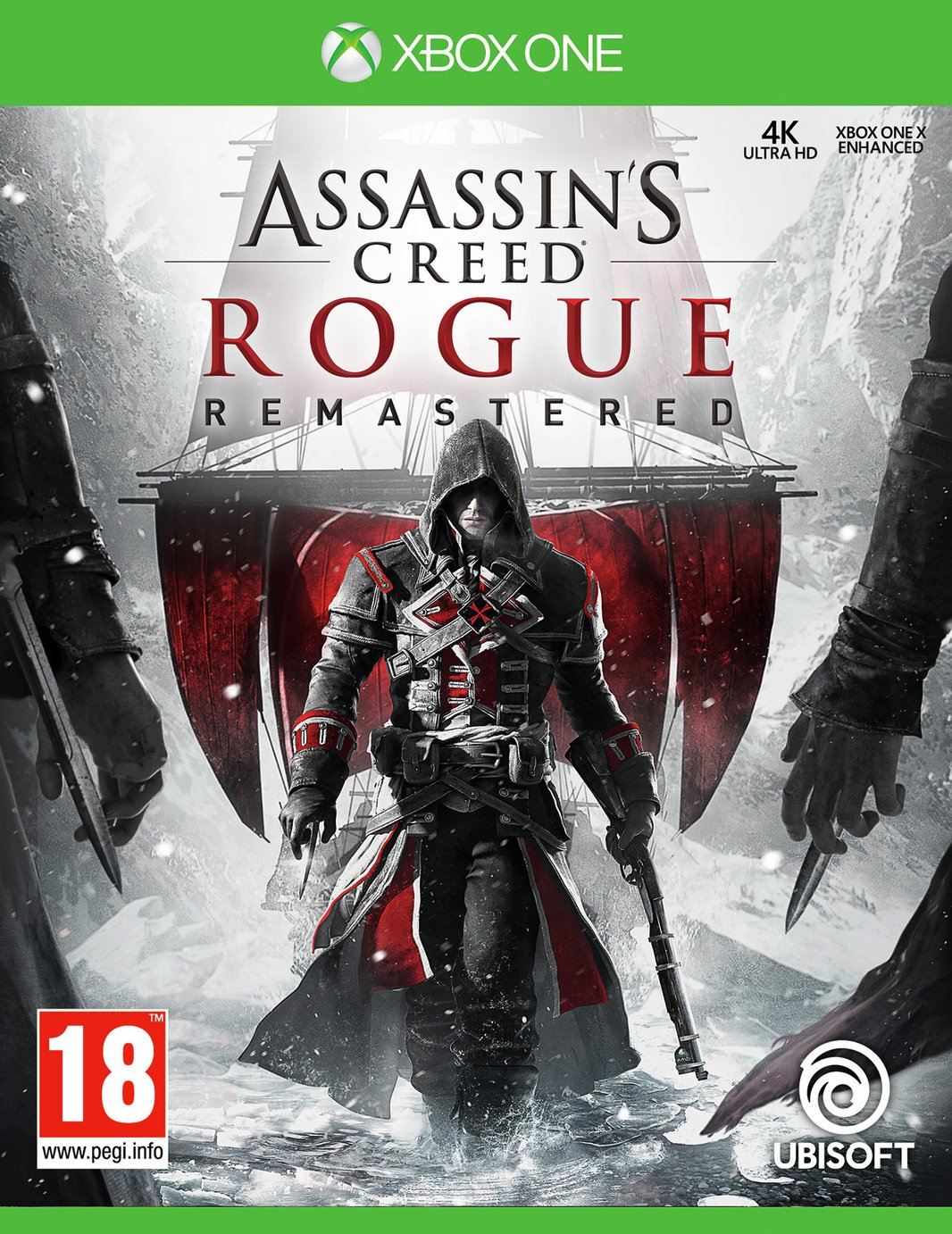 Assassin's Creed Rogue HD Xbox One Game