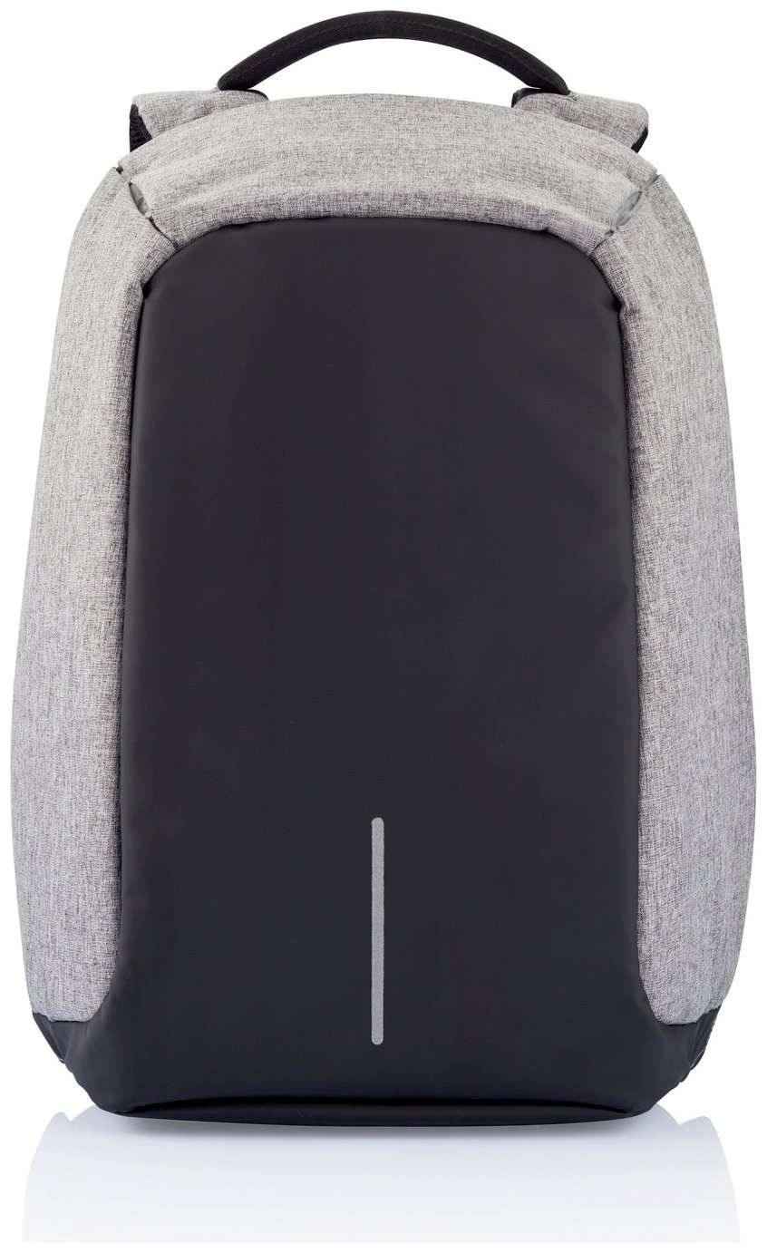 XD Design Bobby Anti-Theft 13L Backpack - Black and Grey