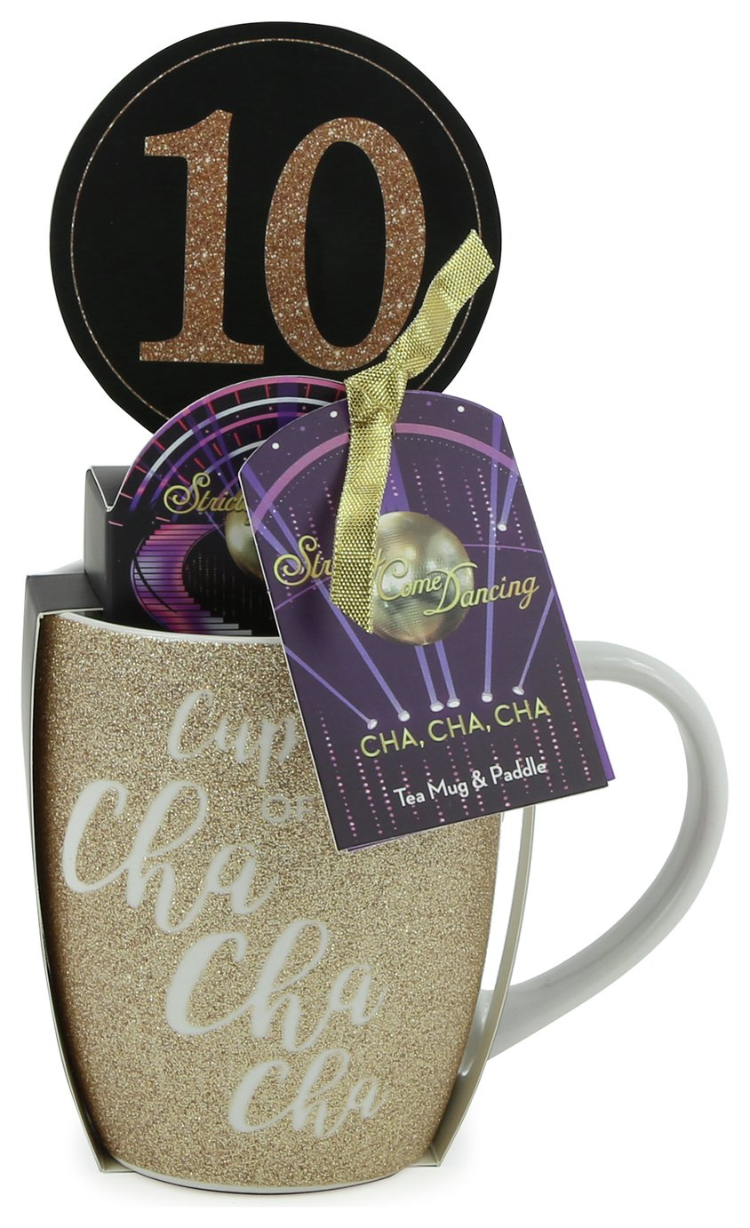 Strictly Come Dancing Mug With Paddle Board 8266884 Argos Price Tracker Pricehistory Co Uk