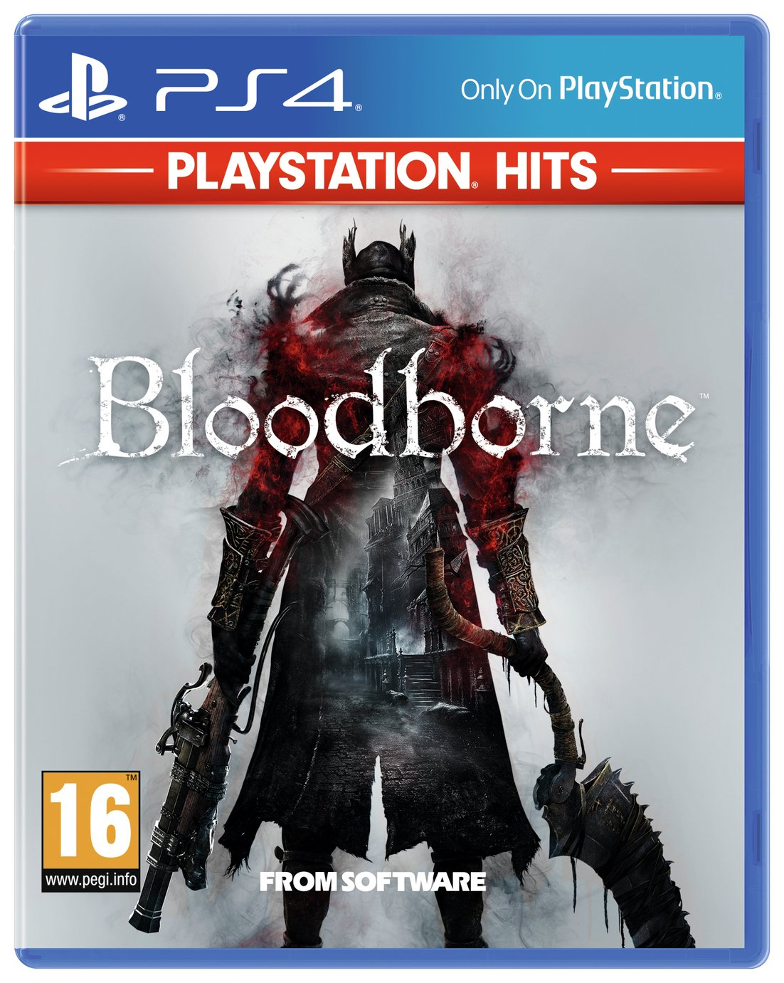 Bloodborne PS4 Hits Game
