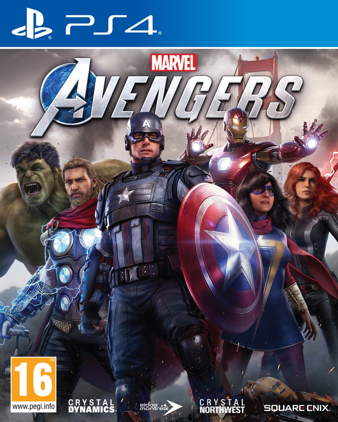 Marvel's Avengers PS4 Pre-Order Game