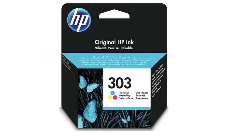 HP 303 Original Ink Cartridge - Colour