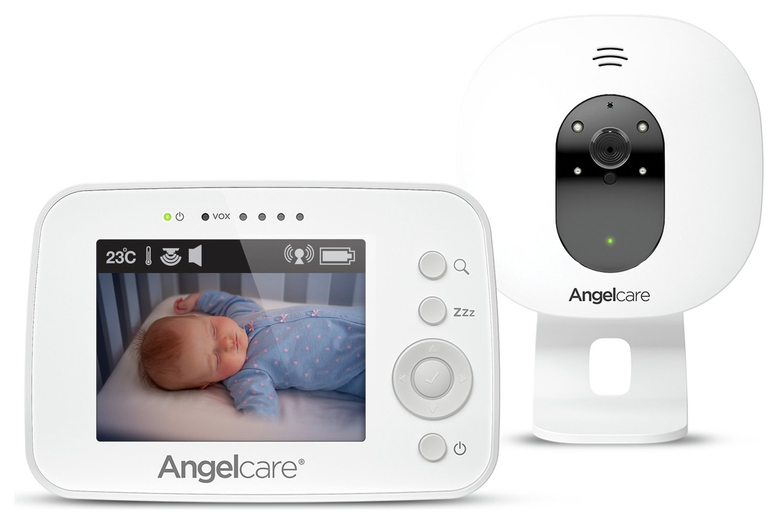 Image of Angelcare AC210 Digital Video and Sound Monitor