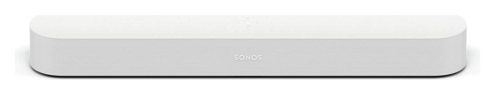 Sonos Beam Compact Smart Sound Bar - White