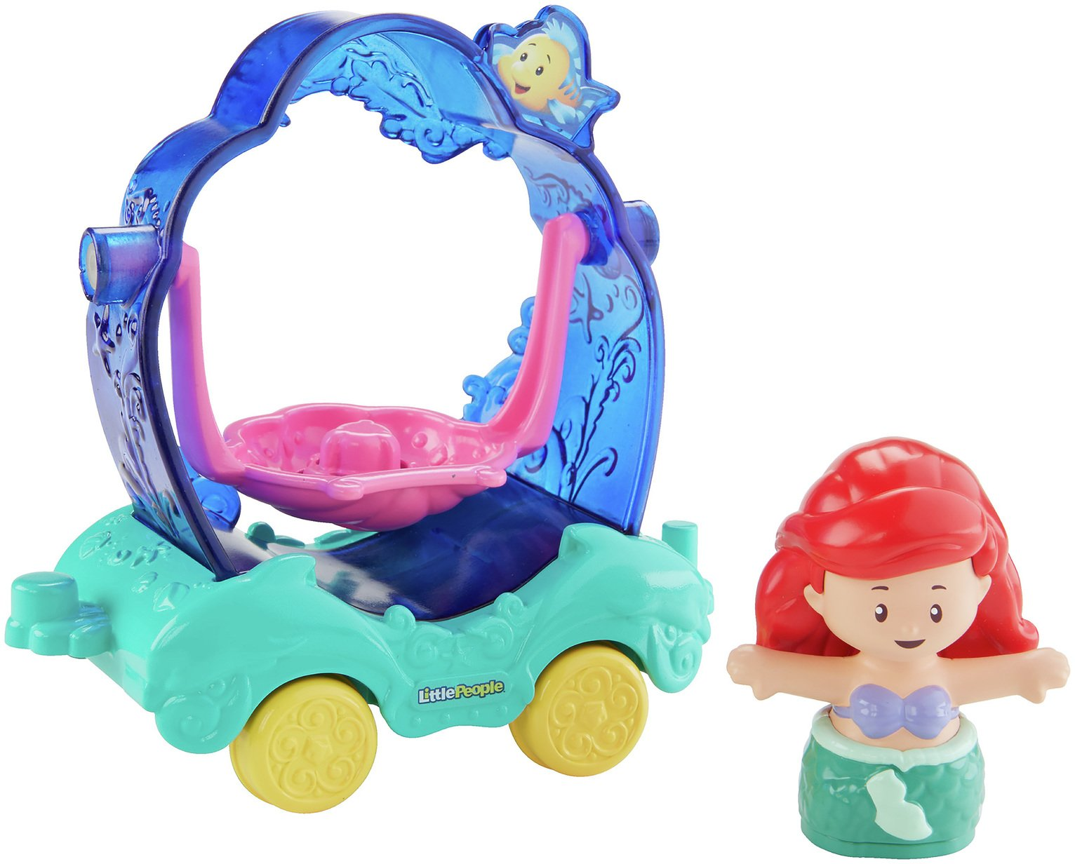 Fisher-Price Little People Disney Princess Ariel Float