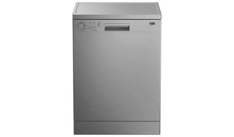 819baac6647 Buy Beko DFN05310S Full Size Dishwasher - Silver | Dishwashers ...