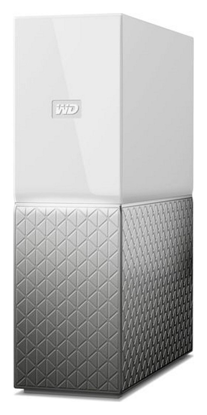 WD My Cloud Home 4TB Portable Hard Drive
