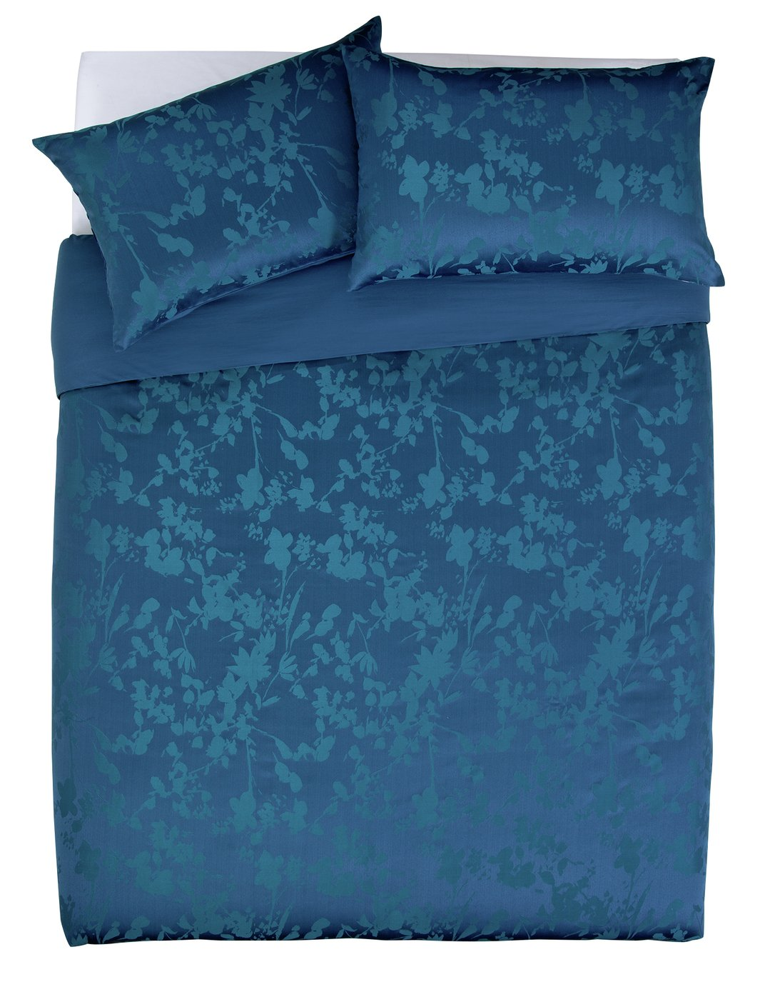 Argos Home Opulence Jacquard Bedding Set - Double