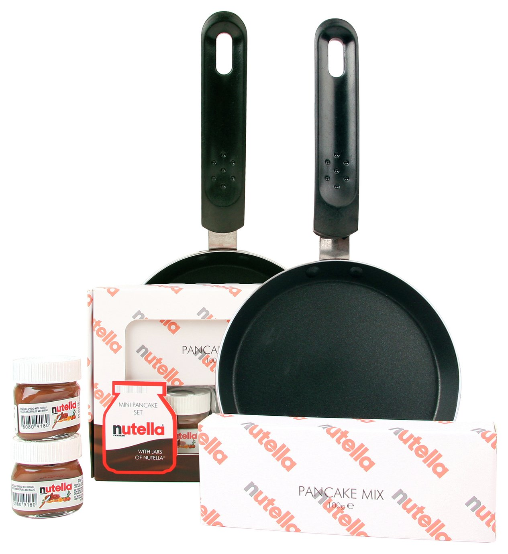 Nutella Mini Pancake Gift Set Reviews