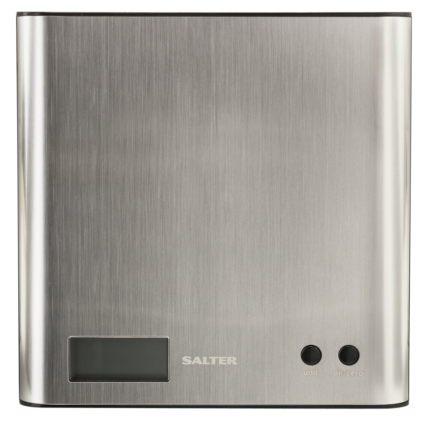 Salter Stainless Steel Pro Electronic Scales