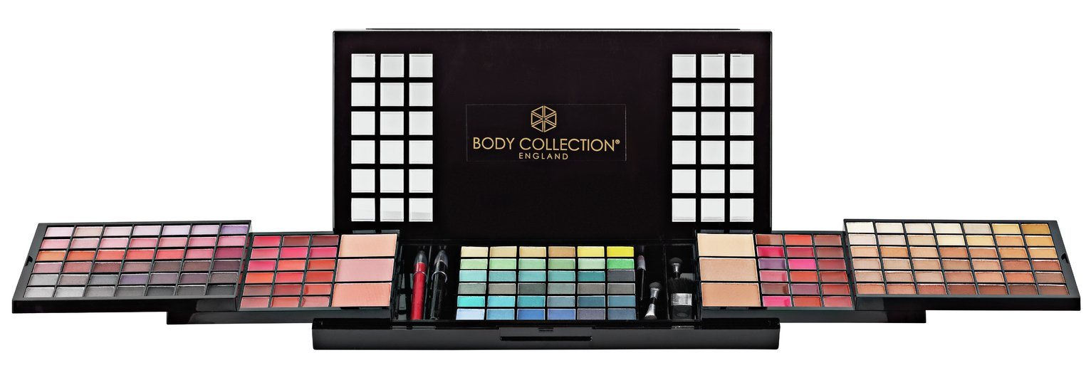 Body Collection Pull Out 120 Eyeshadow Makeup Palette
