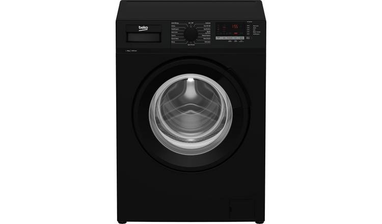 Beko WTL84151B 8KG 1400 Spin Washing Machine - Black