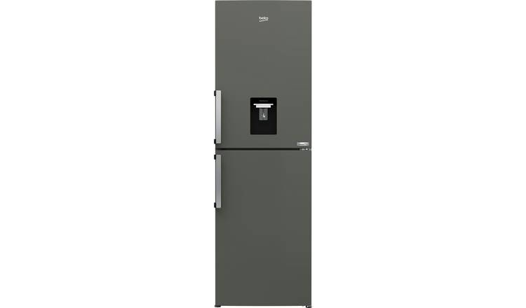 Beko HarvestFresh CFP3691DVG Fridge Freezer – Graphite
