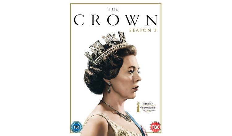 The Crown Season 3 DVD Box Set