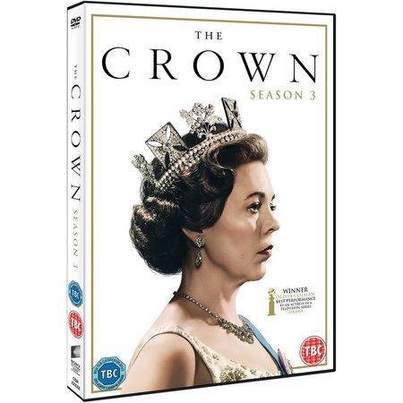 The Crown Season 3 DVD Box Set