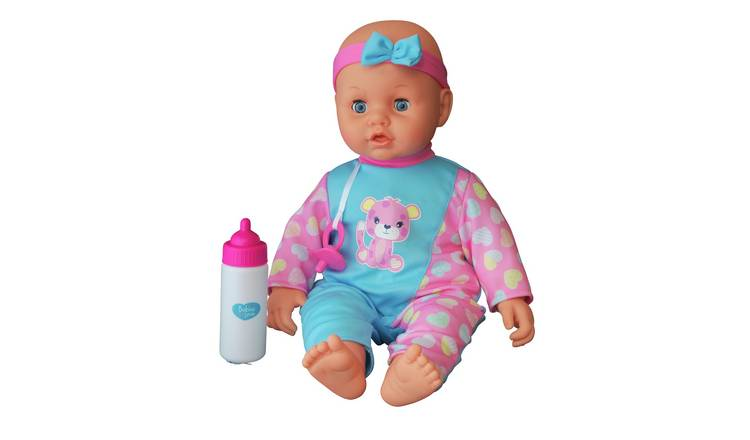 Chad Valley Babies to Love Interactive Lily Doll