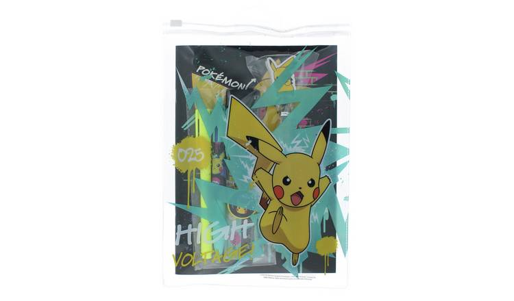 Pokemon A5 Stationery Bundle