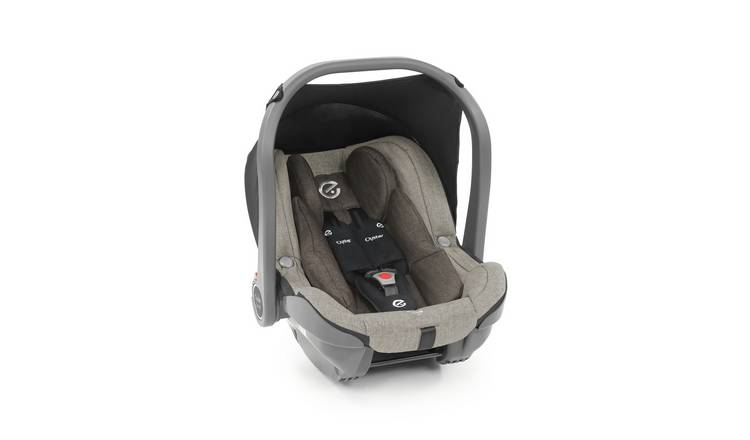 Oyster Capsule Group 0+ Car Seat - Pebble