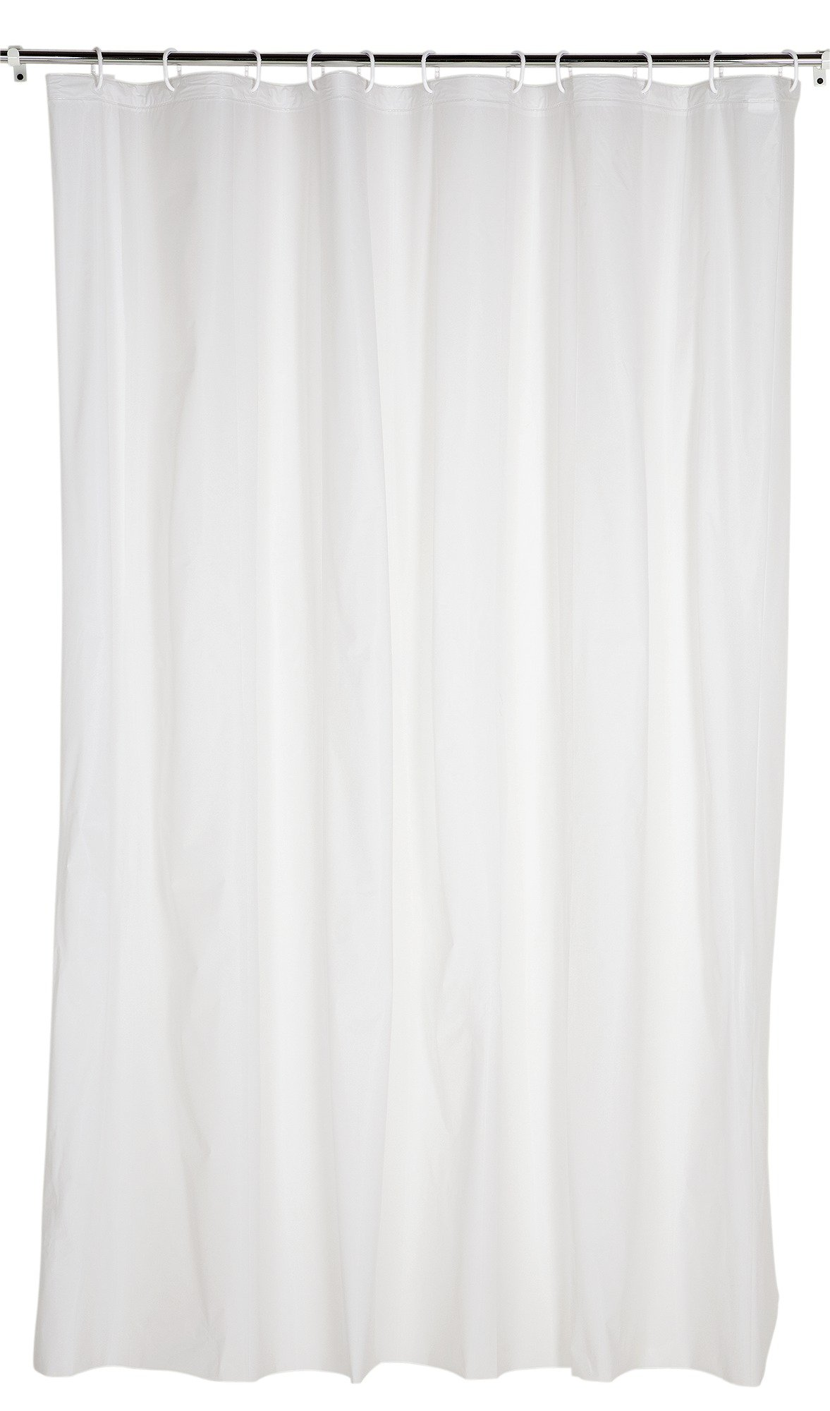White Shower Curtain buy simple value shower curtain - white at argos.co.uk - your