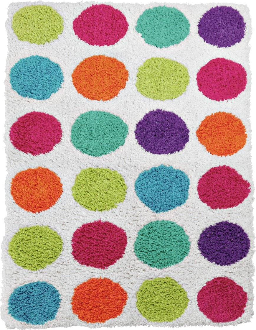 argos home bath mat spots 8285432 argos price. Black Bedroom Furniture Sets. Home Design Ideas