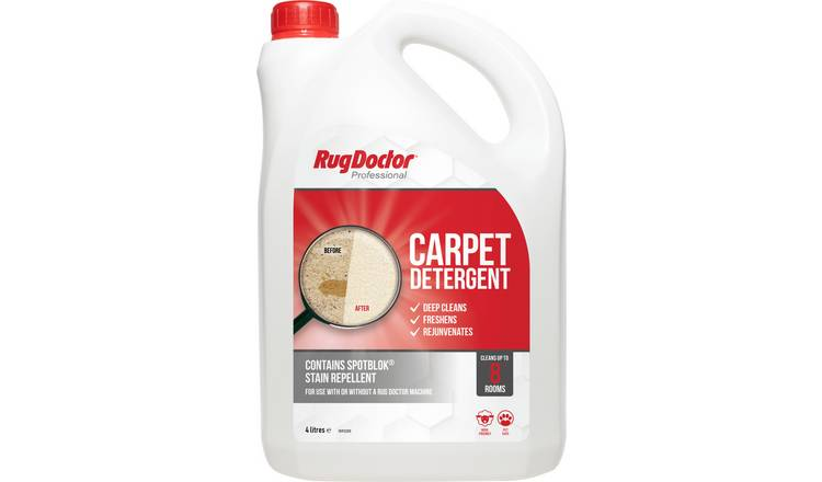Rug Doctor 4L Carpet Cleaning Solution