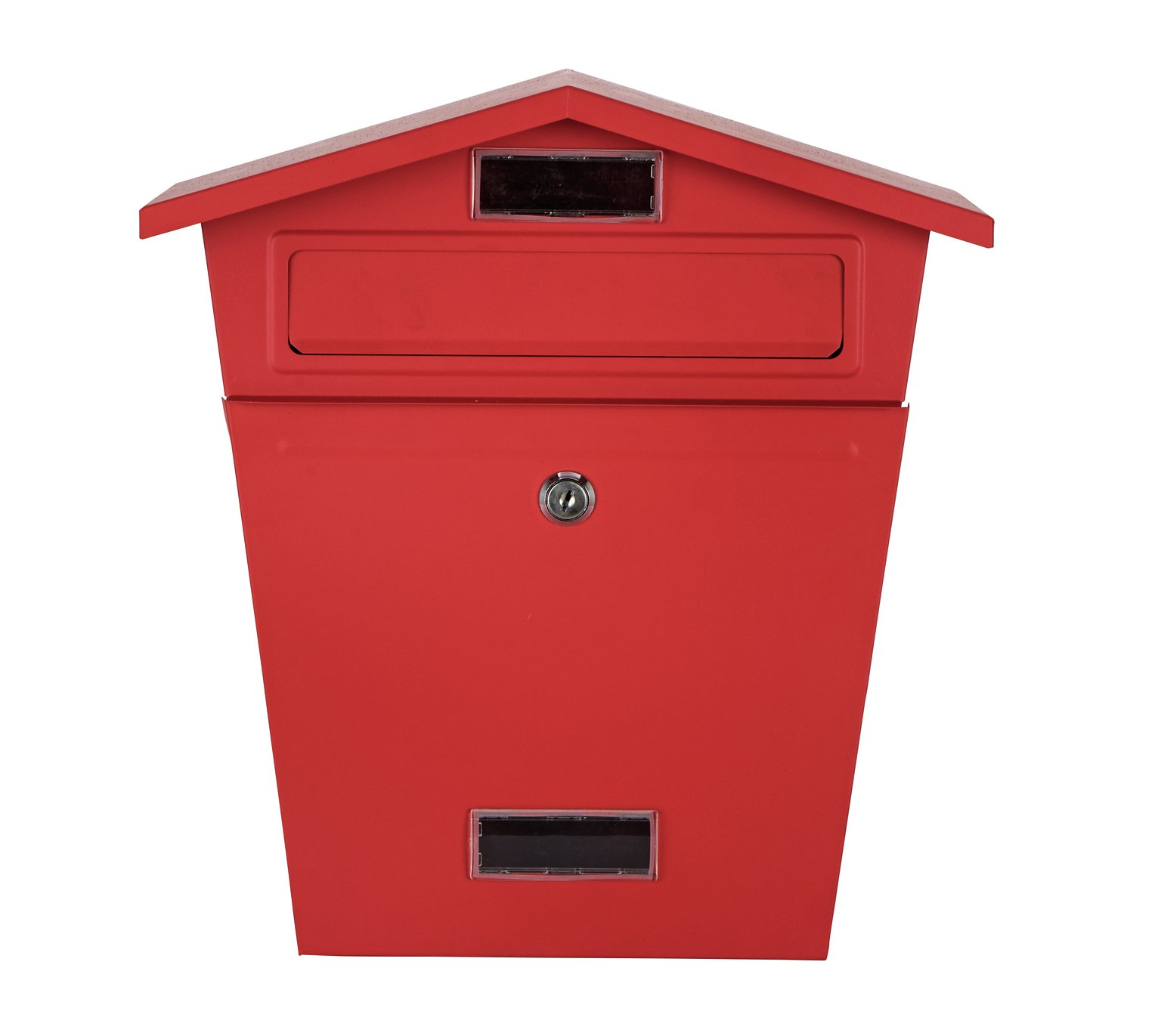 Argos Home Senior Post Box - Red