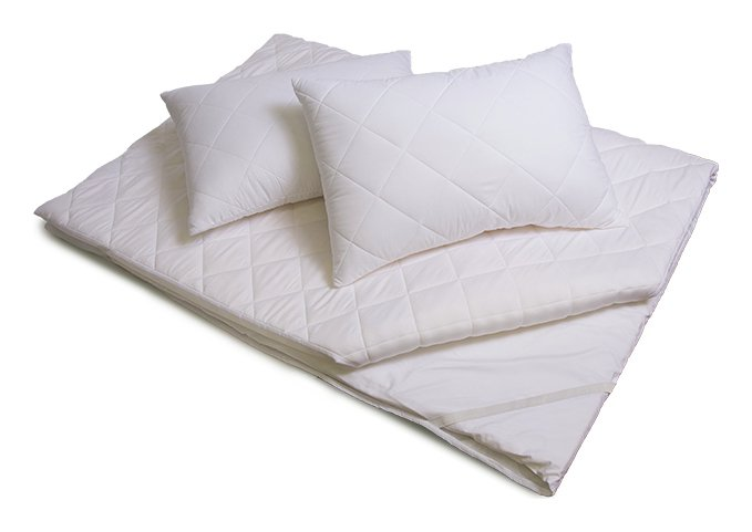 Argos Home 3cm Profile Mattress Topper/Pillows - Kingsize