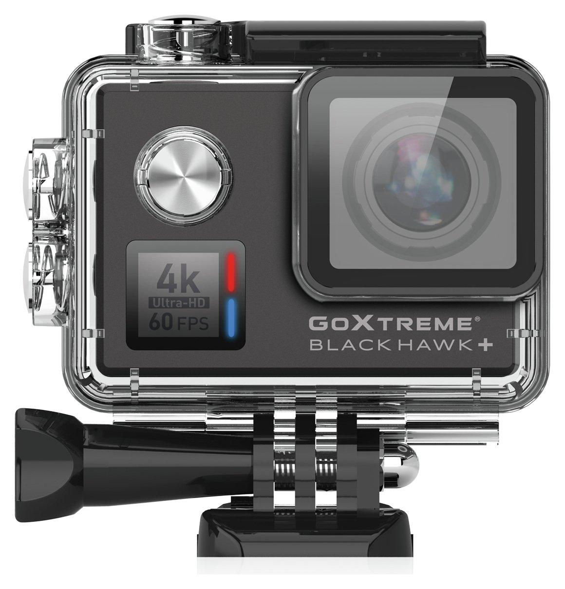 GoXtreme Black Hawk+ 4K Action Cam