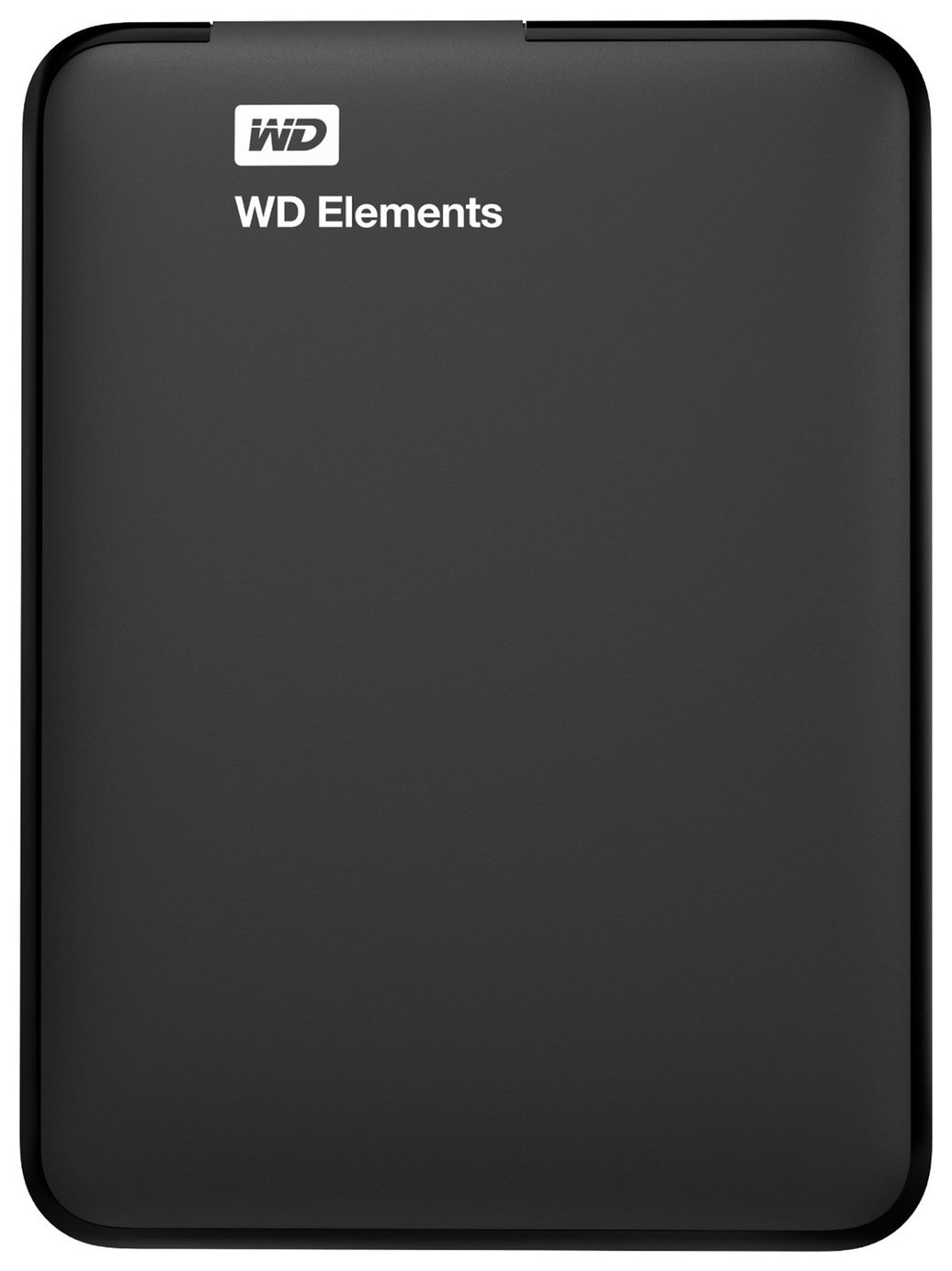 WD Elements 1TB Portable Hard Drive - Black