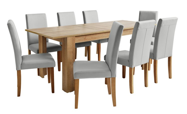 Cheap Dining Room Set For 8