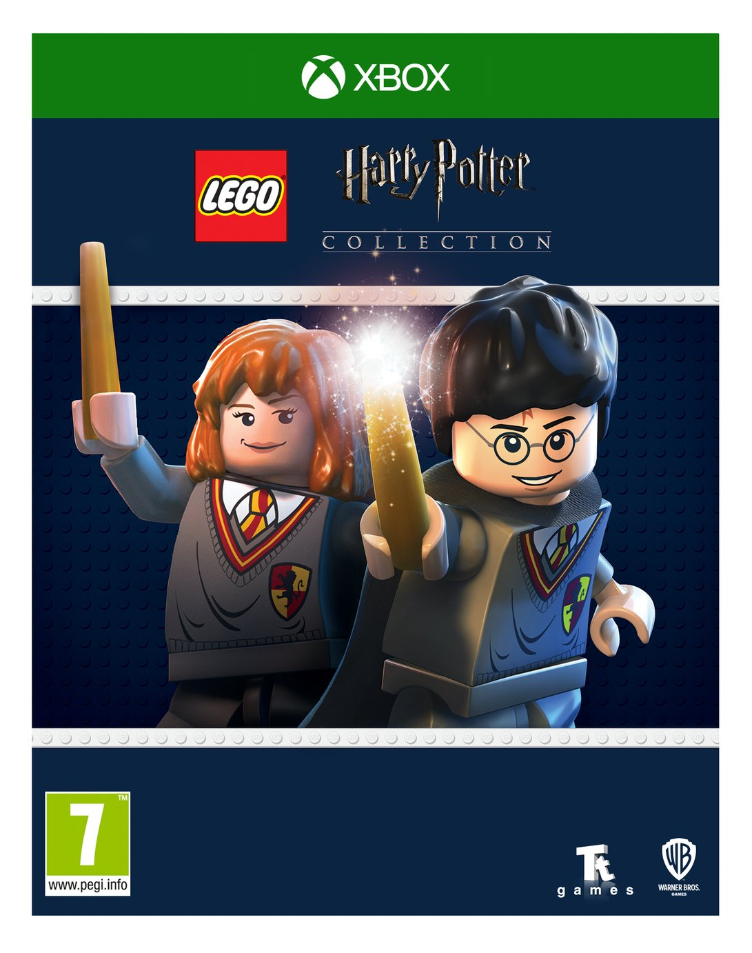LEGO Harry Potter: Years 1 to 7 Xbox One Game