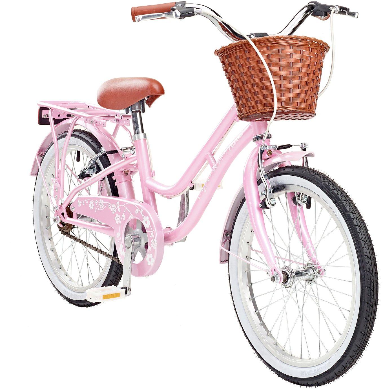 Pazzaz 18 Inch Petal Kids Heritage Bike