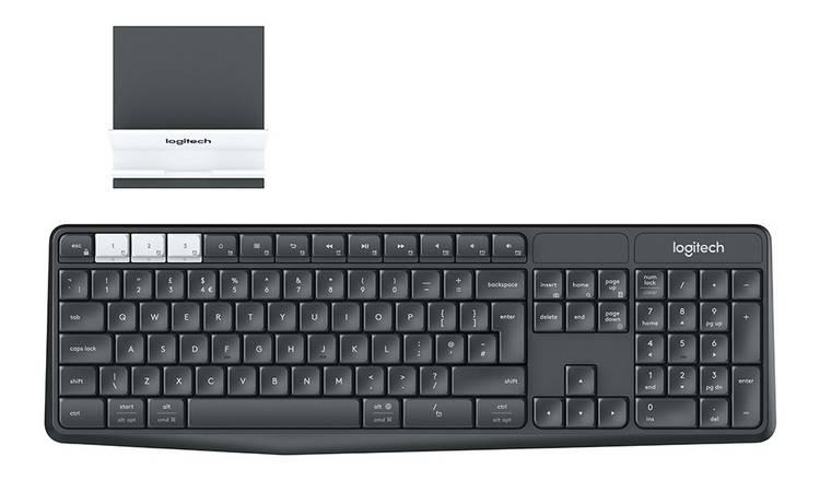 9a854a05864 Buy Logitech K375s Multi-Device Wireless Keyboard | PC keyboards ...