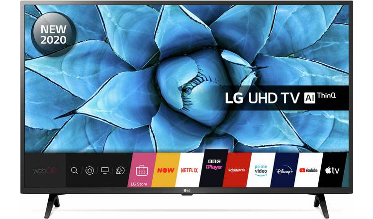 LG 65 Inch 65UN7300 Smart 4K Ultra HD LED TV with HDR